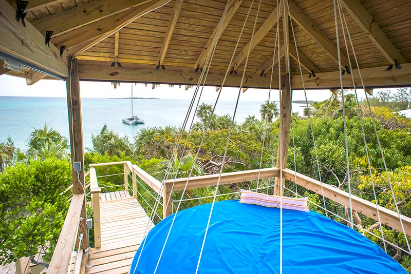 bahamas beach bungalow