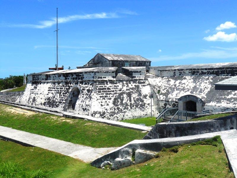 Fort Charlotte Bahamas