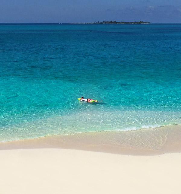 non-Resort beaches