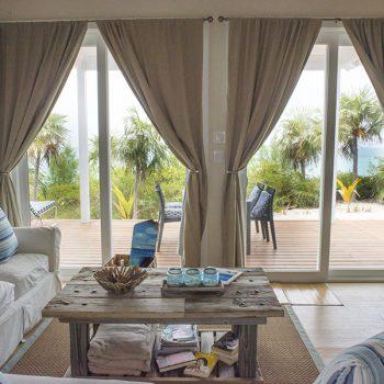 cozy island villa