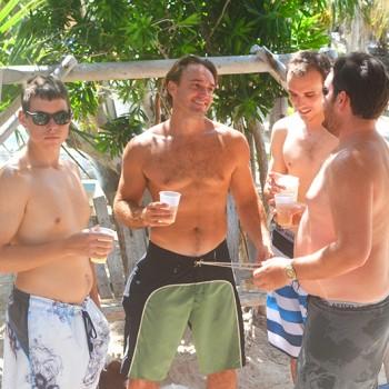 bachelor bahamas party